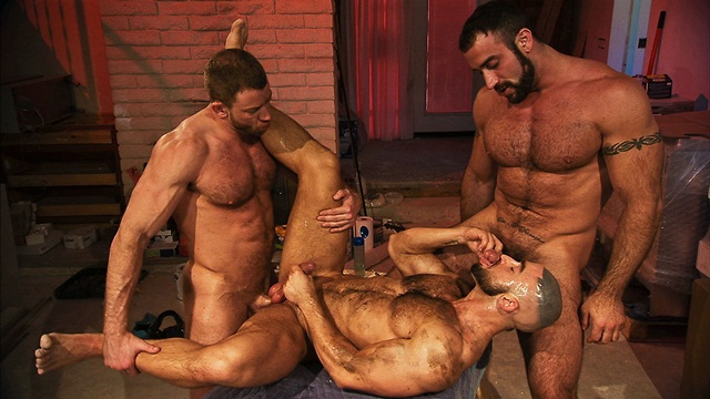 Francois Sagat Shay Michaels Spencer Reed Incubus002 Download Full Stud Gay Porn Movies Here1 - Francois Sagat, Shay Michaels & Spencer Reed in Incubus Scene 1 Fuck me! Please fuck me!