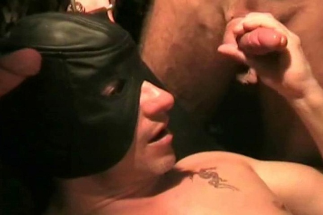 Underground sex club gang bang orgy at German Cum Pigz 2 Ripped Muscle Bodybuilder Strips Naked and Strokes His Big Hard Cock photo image1 - Underground sex club gang bang orgy at German Cum Pigz