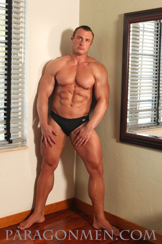 Beefcake gay naked picture