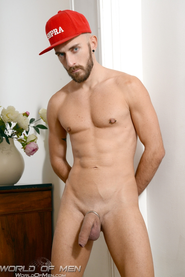 Uncut-cock-Enzo-DiKarina-jerking-huge-load-thug-cum-WorldofMen-03-gay-porn-movies-download-torrent-photo