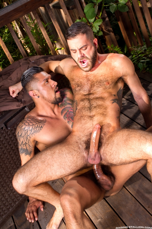 Boomer Banks and Marcus Isaacs Raging Stallion gay porn stars gay streaming porn movies gay video on demand gay vod premium gay sites 02 gallery video photo - Boomer Banks and Marcus Isaacs