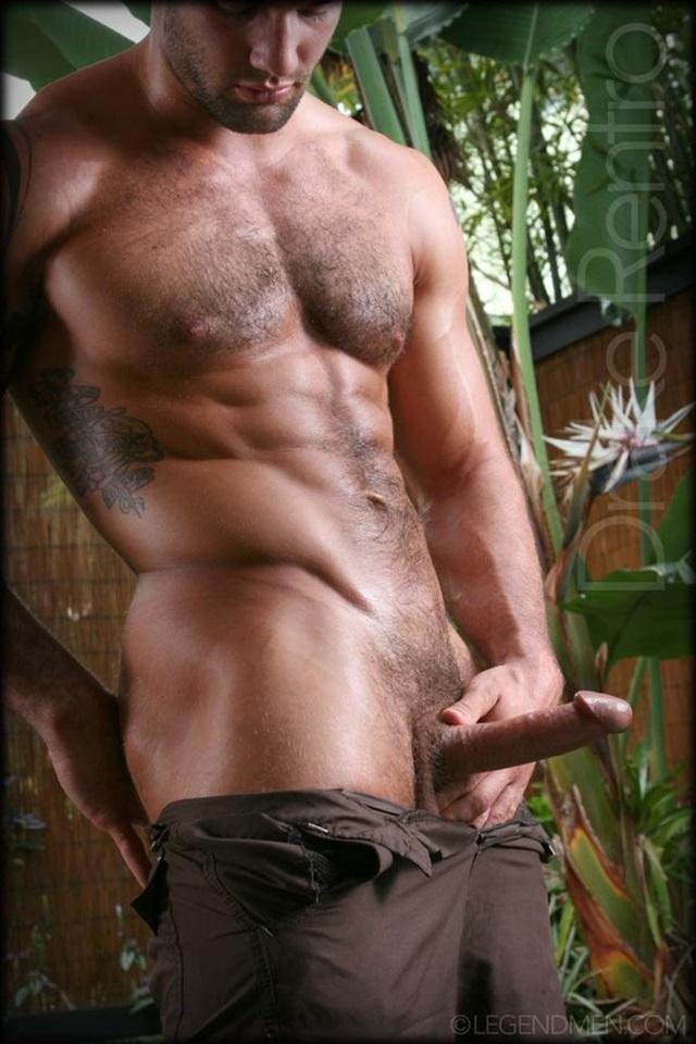 Drake Renfro Legend Men Gay Porn Stars Muscle Men naked bodybuilder nude bodybuilders big muscle huge cock 002 gallery video photo - Drake Renfro