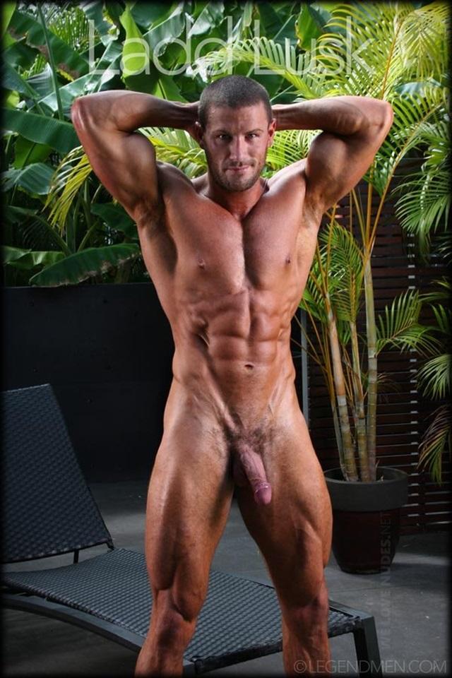 Ladd Lusk Legend Men Gay Porn Stars Muscle Men naked bodybuilder nude bodybuilders big muscle huge cock 005 gallery video photo - Ladd Lusk