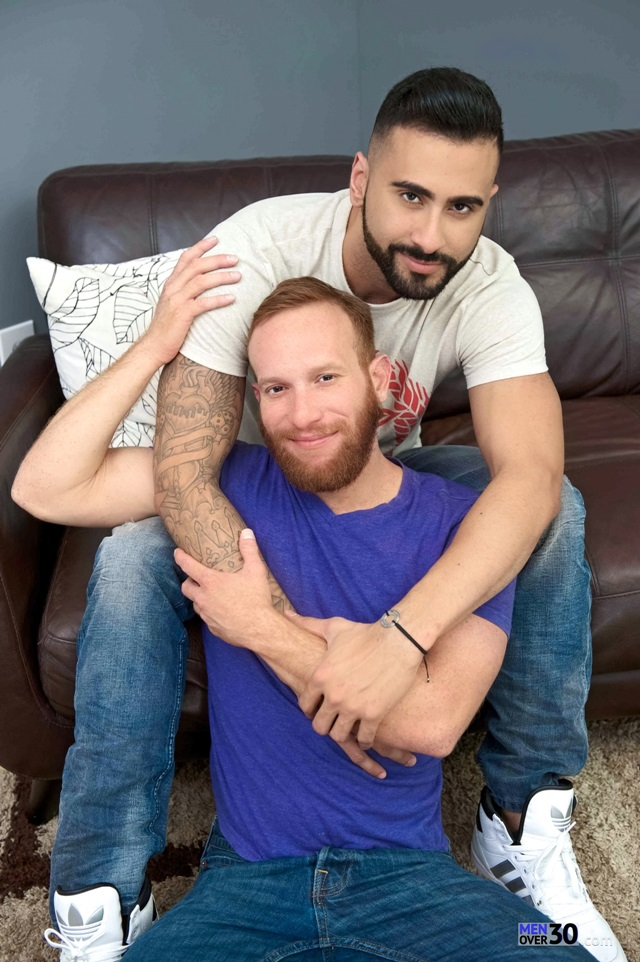 Rikk York and Steven Ponce Men Over 30 Anal Big Dick Gay Porn HD Movies Mature Muscular older gay young gays twink 002 gallery photo - Rikk York and Steven Ponce