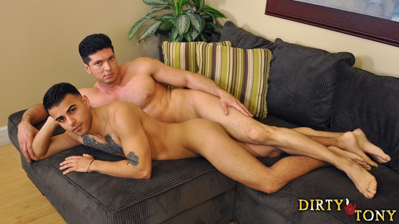DirtyTony Liam Santiago Reid Hartley foreskin sucking uncut monster ass hole stretched brown cock abs feet shoots wad 002 tube download torrent gallery photo - Liam Santiago and Reid Hartley