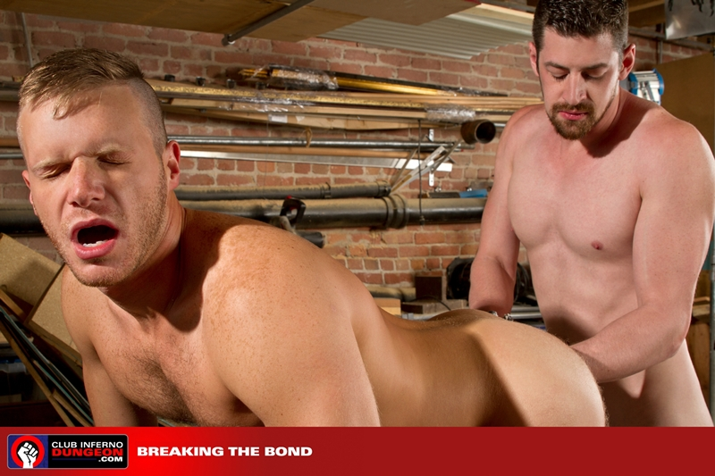 ClubInfernoDungeon Brian Bonds Andrew Stark fucking fisting hand semen gaping hole fist BDSM dumps load hot cum 001 tube download torrent gallery sexpics photo - Blonde muscle boy Armando De Armas's hot asshole bare fucked by prison guard Riley Mitchel