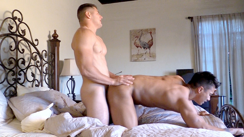 GayHoopla Max Summerfield fucked Ken Ott Jeff Niels knees kiss blowing butt hole fucking cums rimming 012 tube download torrent gallery sexpics photo - Sexy young dude Edward Terrant's hot asshole bare fucked by Brazilian stud Milo Madera's huge 8.5 inch dick
