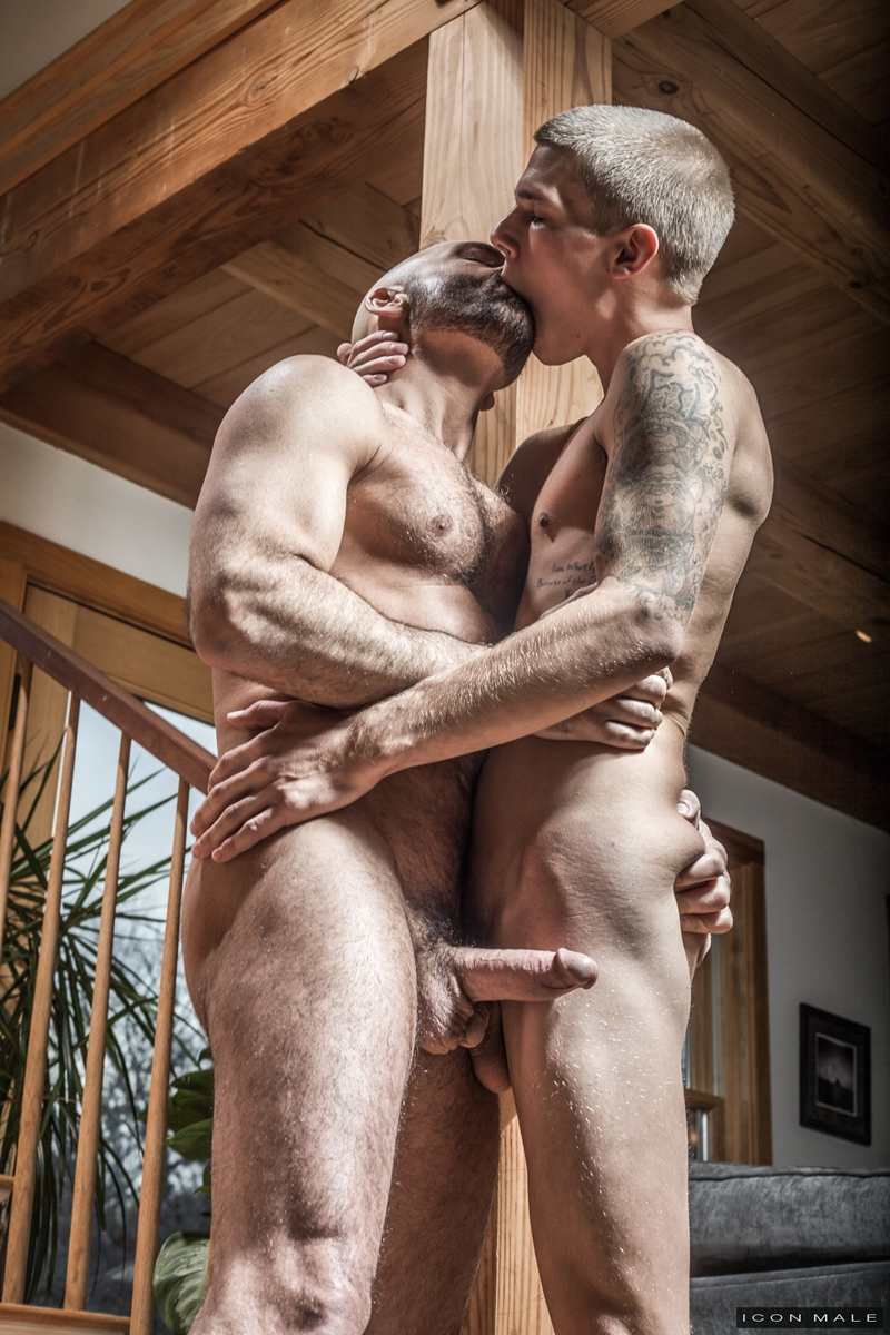 IconMale Adam Russo fucking Trent Ferris male prostitute young escort boy rim job gay porn sex hard twink cocksucker ass rimming 018 gay porn video porno nude movies pics porn star sex photo - Adam Russo drives escort Trent Ferris crazy with a rim job who can't wait to be fucked