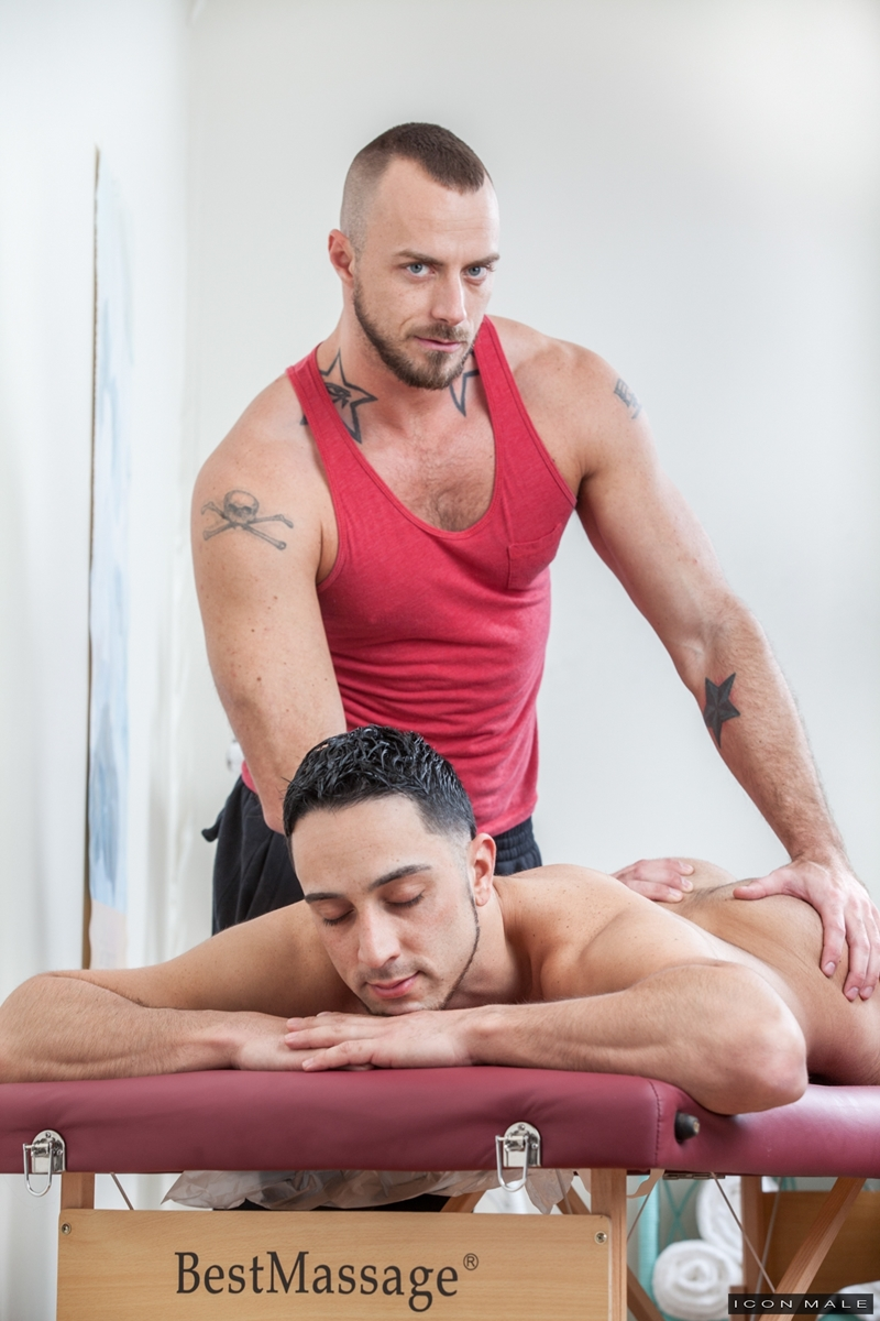 IconMale Jessie Colter Andrew Fitch Massage Jessie Colter patient married bisexual naked muscle men Gay Massage House closeted 002 gay porn video porno nude movies pics porn star sex photo - Jessie Colter's muscle asshole gets a good fucking by Andrew Fitch's huge cock