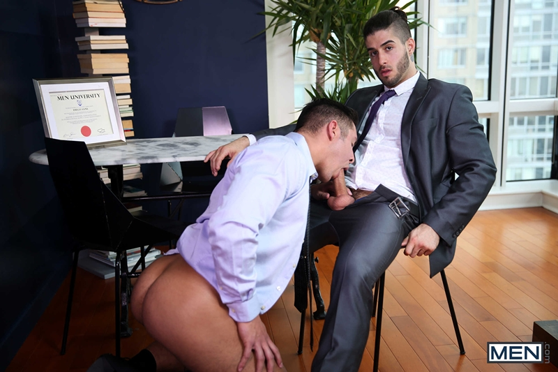 Gay office cum