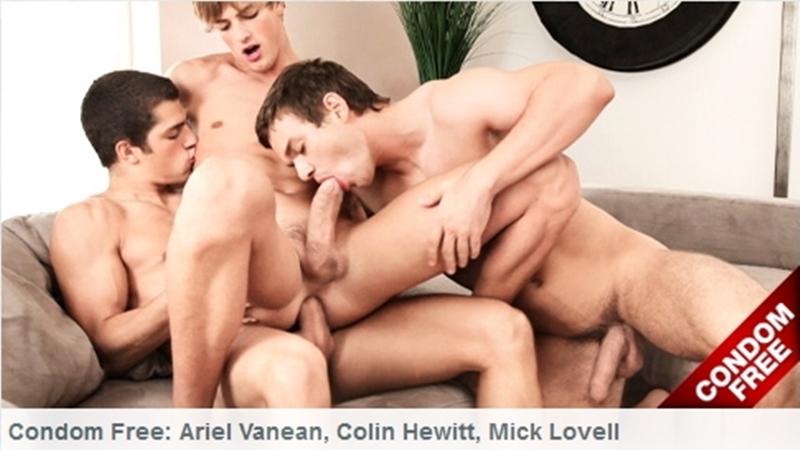 Belami boys Ariel Vanean Colin Hewitt Mick Lovell raw uncut dick fucking - Belami's summer of barebacking love continiues