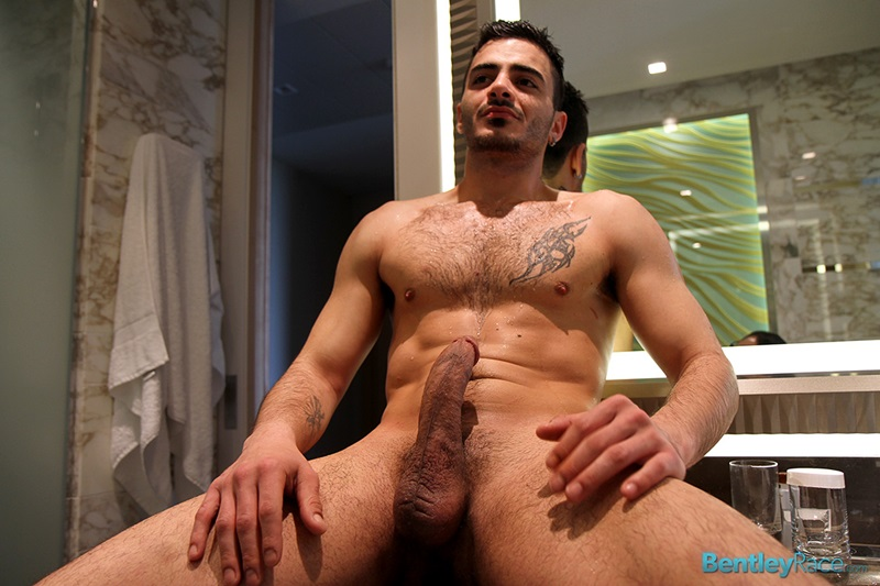 BentleyRace-naked-sexy-middle-eastern-hunk-Aro-Damacino-massive-dick-jerking-solo-wank-dark-hairy-chest-tattoo-muscled-stud-01-gay-porn-star-tube-torrent-sex-video-photo