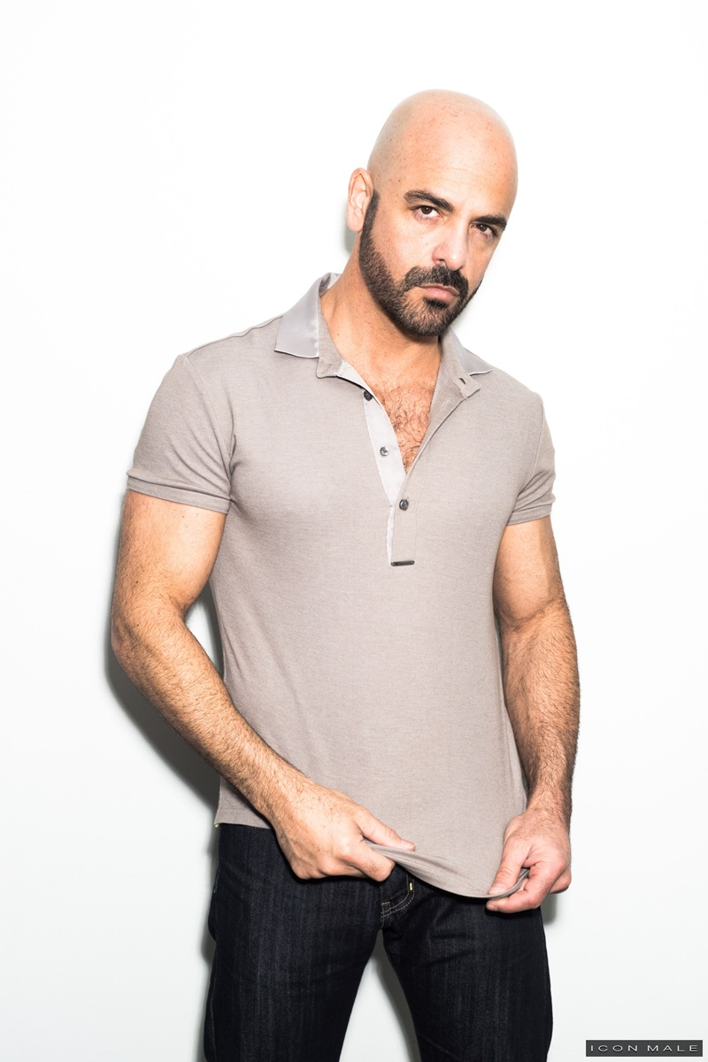 IconMale Adam Russo Matt Stevens strokes huge dick sexual hairy beard sexy men kissing rimming ass hole fit daddies fucking 18 gay porn star sex video gallery photo - Fit daddies kiss as Matt Stevens climbs onto Adam Russo sliding his muscular ass down onto his thick dick