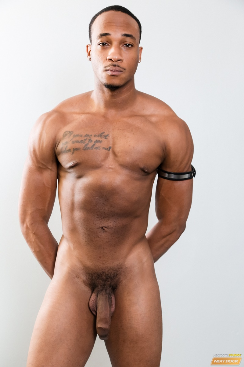 Round black huge gay naked male booty aaron 8