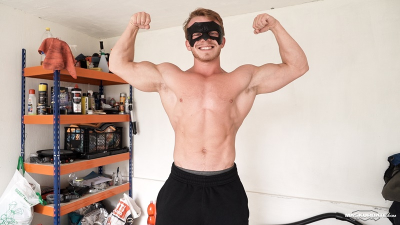 Maskurbate naked muscle men gay porn sex pics Marty bodybuilder huge muscled young hunk big thick cock ripped six pack abs 001 gay porn sex gallery pics video photo - Big muscle boy Marty strips naked and wanks his huge thick cock to a massive orgasm