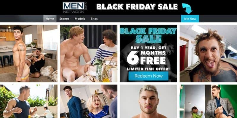 Men Black Friday Cyber Monday Holiday Discount Deals 001 gay porn pics - Holiday Discounts