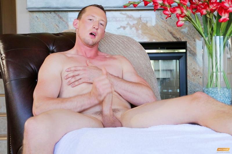 next door male  Leo Winston