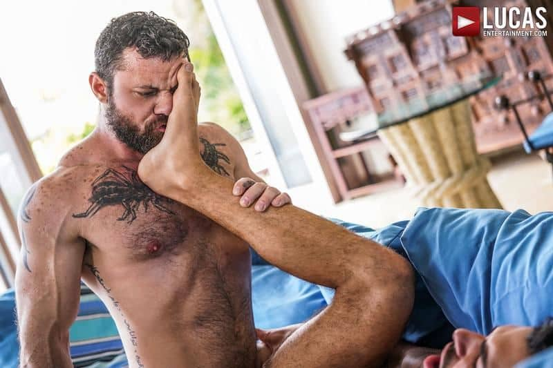 Hot daddy Sergeant Miles bare fucks younger hottie Pol Prince bubble ass 23 gay porn pics - Hot daddy Sergeant Miles's bare fucks younger hottie Pol Prince's bubble ass