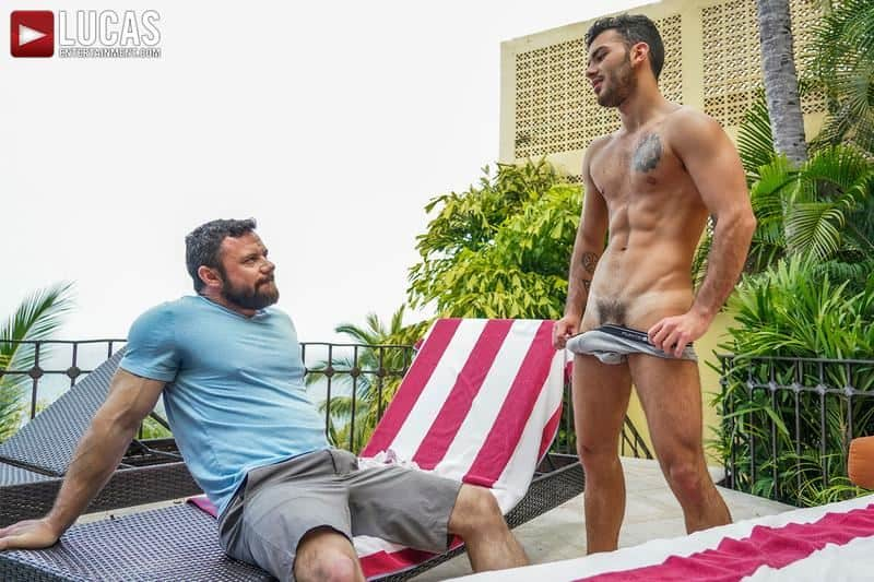 Hot daddy Sergeant Miles bare fucks younger hottie Pol Prince bubble ass 7 gay porn pics - Hot daddy Sergeant Miles's bare fucks younger hottie Pol Prince's bubble ass