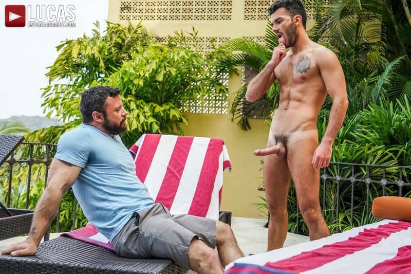 Hot daddy Sergeant Miles bare fucks younger hottie Pol Prince bubble ass 8 gay porn pics - Hot daddy Sergeant Miles's bare fucks younger hottie Pol Prince's bubble ass