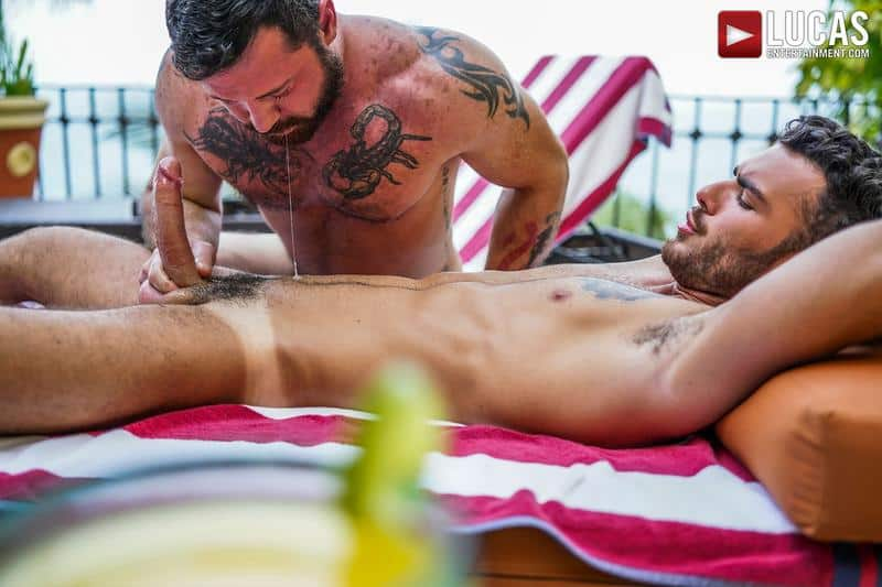 Hot daddy Sergeant Miles bare fucks younger hottie Pol Prince bubble ass 9 gay porn pics - Hot daddy Sergeant Miles's bare fucks younger hottie Pol Prince's bubble ass
