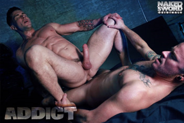 Naked Sword Power top Trenton Ducati bound and gagged Hungry bottom Max Cameron big cock 008 male tube red tube gallery photo - Max Cameron and Trenton Ducati