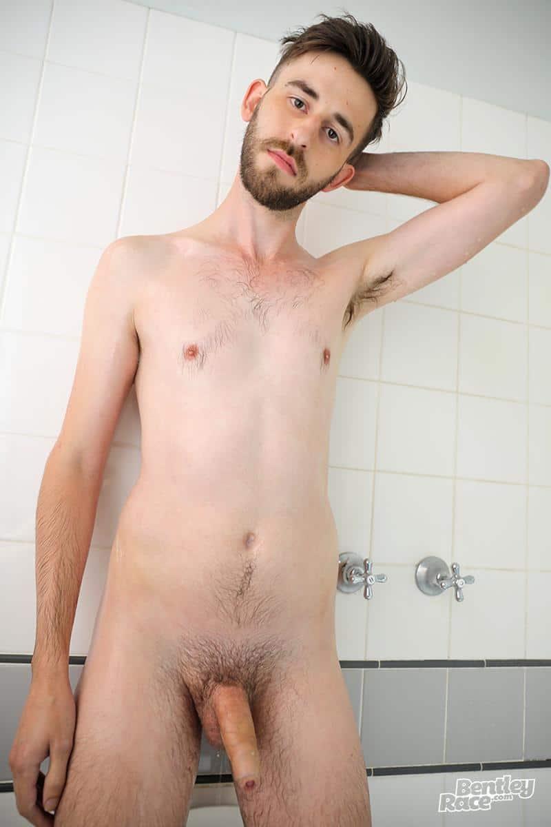 Hottie young Aussie boy Eddie Archer strips naked jerks off shower spraying jizz 11 gay porn pics - Hottie young Aussie boy Eddie Archer's strips naked and jerks off in the shower spraying jizz all over